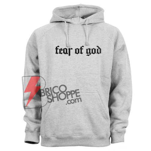 fear of god Hoodie On Sale