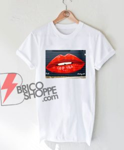 Bodega-SF-Lip-Shirt