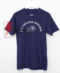 FEARLESS-MINDS-T-shirt-On-Sale