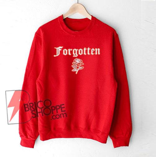 Forgotten Rose Sweatshirt