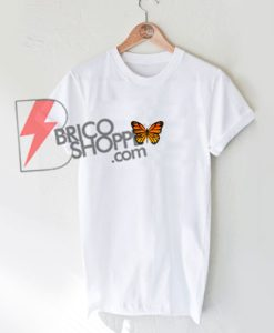 Funny Butterfly Shirt On Sale