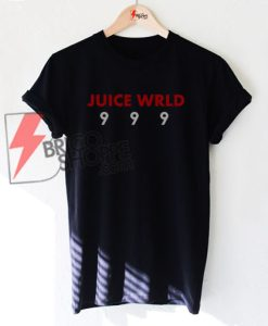 JUICE WRLD 999 Shirt On Sale