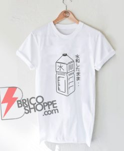 Japanese Water Bottle T-Shirt