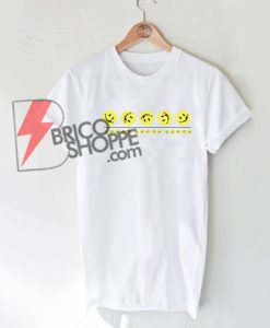 Joe Boxer Emoji Shirt On Sale