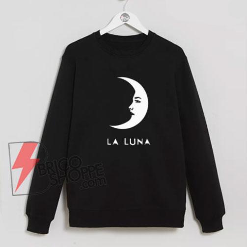 LA LUNA Sweatshirt On Sale