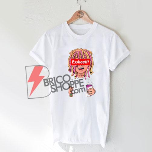 Lil Pump esketit T-Shirt On Sale