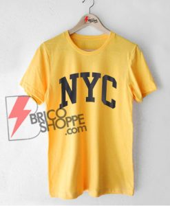 NYC - New York City T-Shirt On Sale