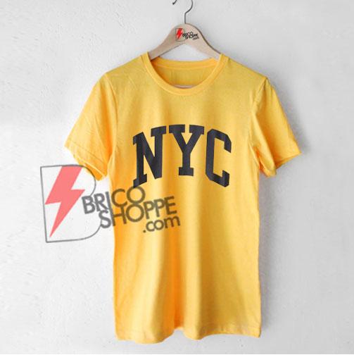 NYC - New York City T-Shirt On Sale