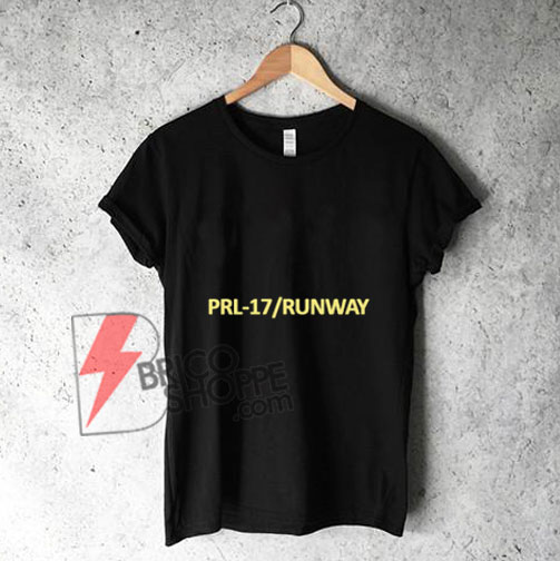PRL-17 RUNWAY T-Shirt On Sale