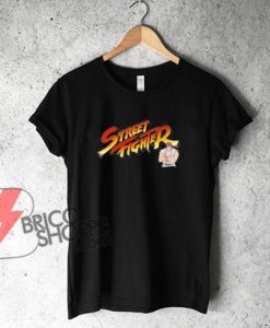 Ryu Street Fighter T-Shirt