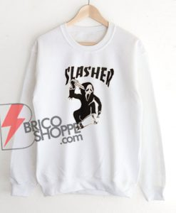 Slasher-Sweatshirt-on-Sale