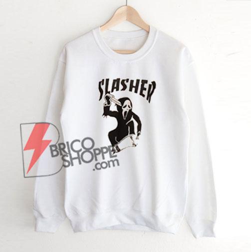 Slasher-Sweatshirt-on-Sale