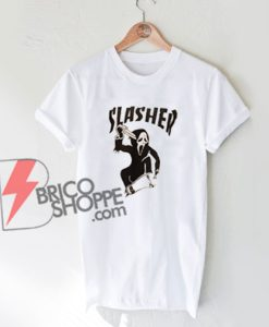 Slasher-T-Shirt-On-Sale