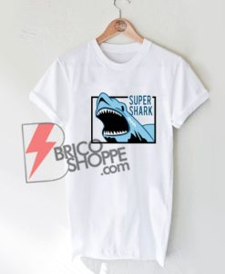 Super Shark Blondie T-Shirt On Sale
