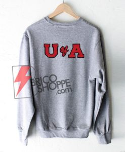 Vintage University Of Arizona sweatshirt On Sale