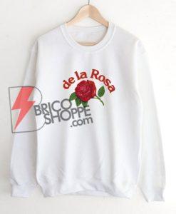De La Rosa Sweatshirt On Sale