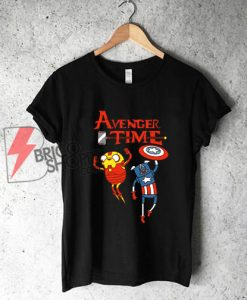 Avenger-Time-T-Shirt-On-Sale