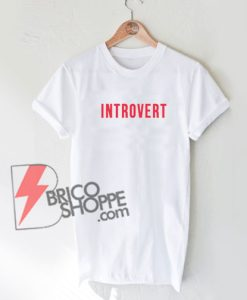 INTROVERT-T-Shirt-On-Sale