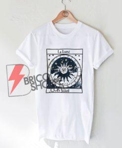 La Lune Le Soleil T-Shirt On Sale