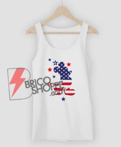 Mickey-Mouse-USA-Tank-Top-On-Sale
