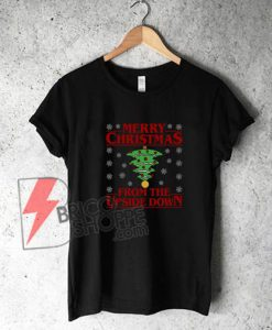 Stranger-Things-Christmas-T-Shirts-On-Sale
