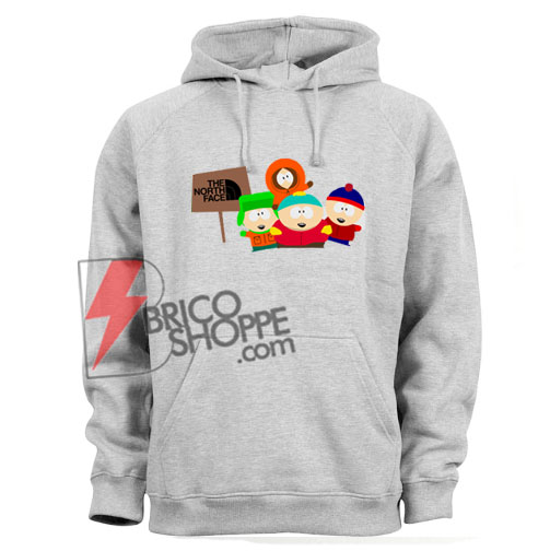 The-North-Face---South-park-Hoodie-On-Sale