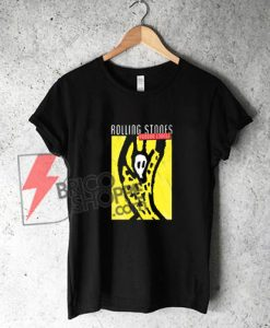 The Rolling Stones Voodoo Lounge T-Shirt On Sale