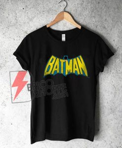Vintage-Batman-Logo Shirt