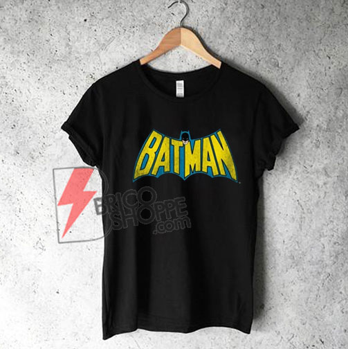 Vintage-Batman-Logo Shirt