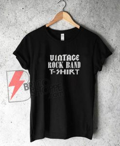 Vintage-Rock-Band-T-Shirt-On-Sale