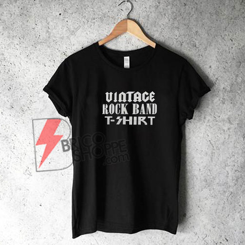 Vintage-Rock-Band-T-Shirt-On-Sale