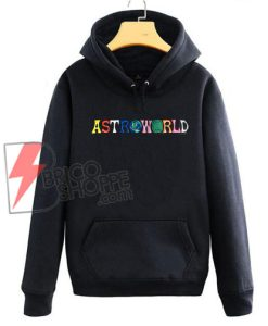 ASTRO WORLD Hoodie On Sale