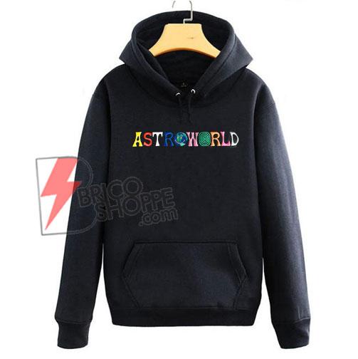 ASTRO WORLD Hoodie On Sale
