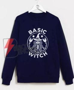 BASIC WITCH Sweatshirt On Sale