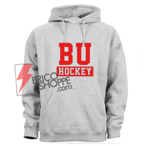 low priced 3e0be 4c164 Boston University Hockey Hoodie On Sale