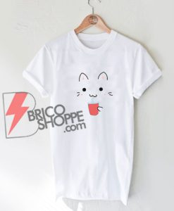 Kawaii-Cat-Sweatshirt-Shirt---Funny-Shirt-On-Sale