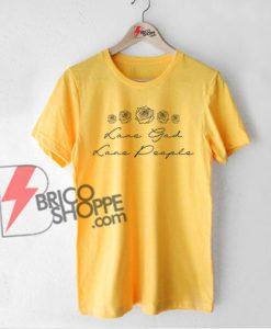 Love Good Love People T-Shirt On Sale