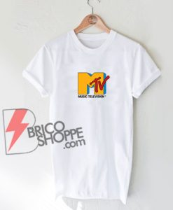 MTV T-Shirt, Funny MTV Shirt On Sale