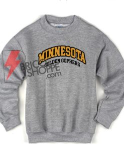 Minnesota Golden Gophers Sweatshirt On Sale