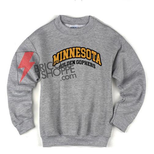 Minnesota Golden Gophers Sweatshirt On Sale