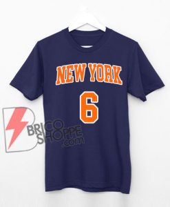NEW YORK 6 T-Shirt On Sale