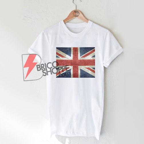Retro Vintage United Kingdom Shirt On Sale