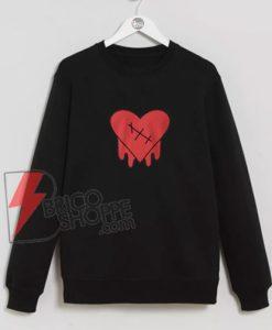 Robbie-V's-Edgy-on-Purpose-heart-Sweatshirt