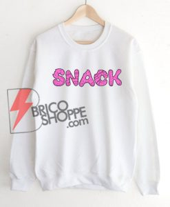 SNACK DONUTS Sweatshirt On Sale