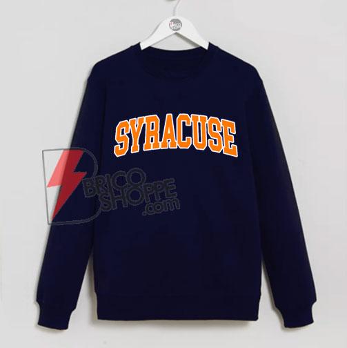 SYRACUSE-sweatshirt