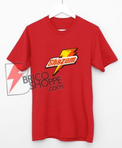 Shazam! T-Shirt - Funny Shirt On Sale