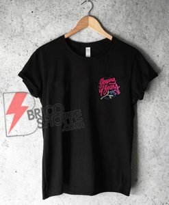 Sleeping with Sirens Pink Roses Girls T-Shirt