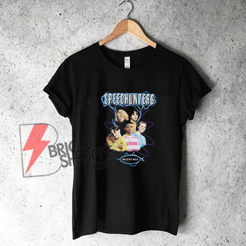 Speedhunters Boysband Shirt On Sale