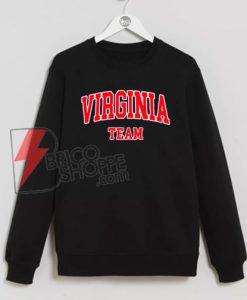 VIRGINIA Team Sweatshirt On Sale