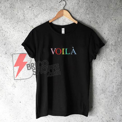 VOILA T-Shirt On Sale